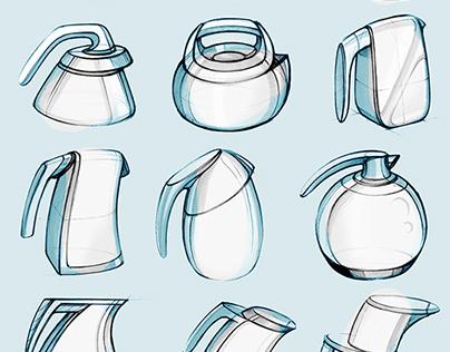 Sketchbook I : Form + Function
