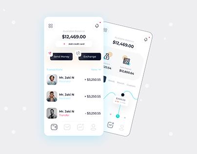 Payment - Mobile App Concept