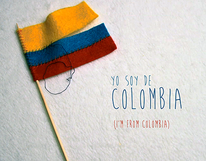 I'm From Colombia