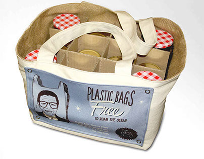 BTech: Biodegradability Posters/Bags