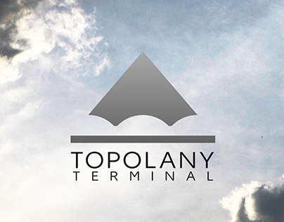 Terminal Topolany / Master's Degree Diploma