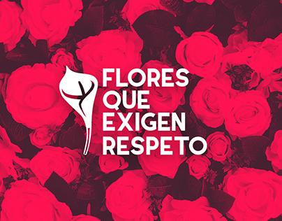 Rompecabeza - Flores que Exigen Respeto