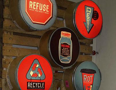 BTech: Zero Waste 5R's