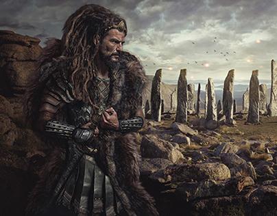 Warrior - Tamburlaine the Great