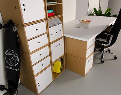 Quickly – Paper Furniture