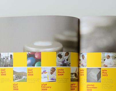 Shell QSRTC — Brochure Design