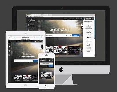 Lexus America Ad Planner
