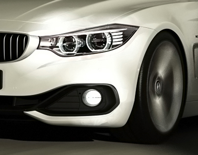 BMW 4 Series F32 Coupe | CGI