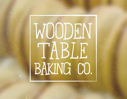 Wooden Table Baking Co. – Branding