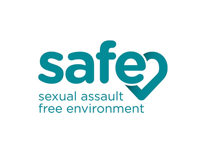 Sexual Assault Free Environment (SAFE) – Branding