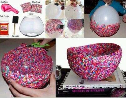 Great bowl making idea