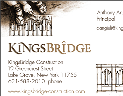 KingsBridge Branding (Print)