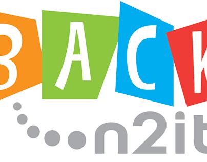 Back•n2it (Logo Design)