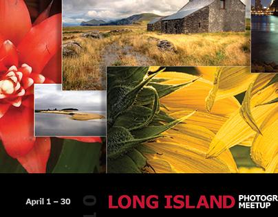 Long Island Photography Meetup (Program Cover) - Print
