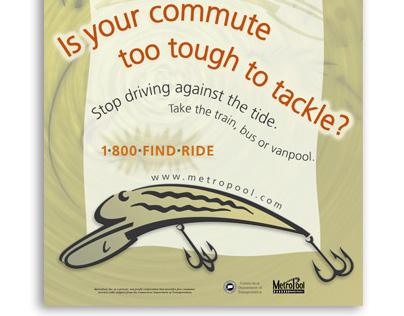 MetroPool Commuting Poster (Print)