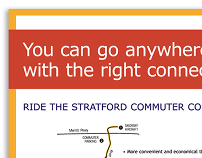 MetroPool Commuting Poster with Map (Print)