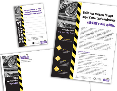 MetroPool Direct Mail (Print)
