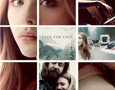 """Animated gifs for the movie """"If I Stay"""""""