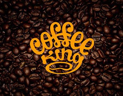 COFFEE KING / Logotipo