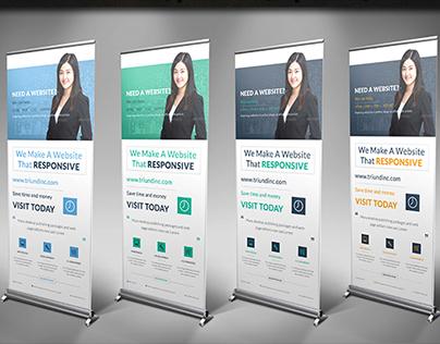 Triund Web Business Banner