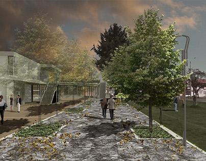 Semestre - 7: Proyecto Arquitectura Urbana (2013-2)