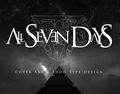 All Seven Days - Cover Art Design