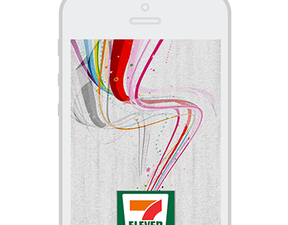 7Eleven App design