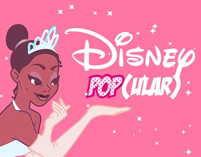 Disney POP(ular) [illustrations]