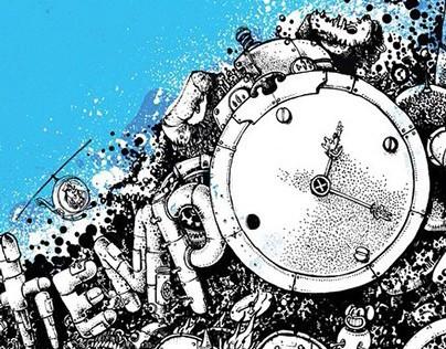 EL Efecto AXE - Illustration for Axe Puerto Rico