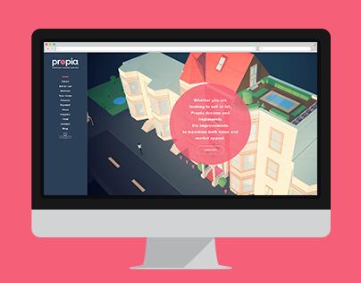 Propia Website