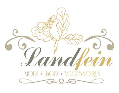 landfein   Corporate Design