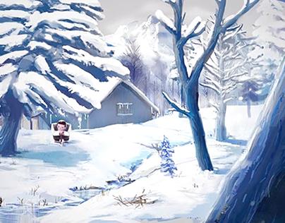 Winter story 2013
