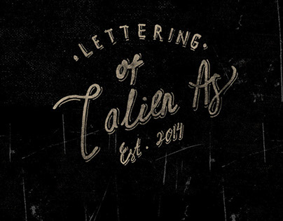 Lettering and handlettering