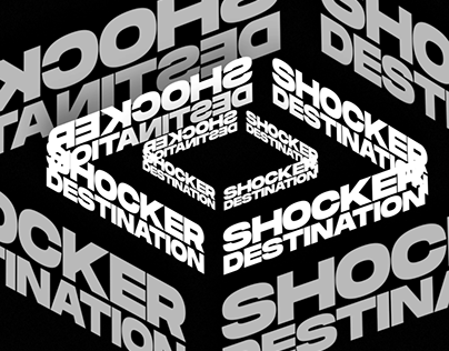 SHOCK | Typographics Pack