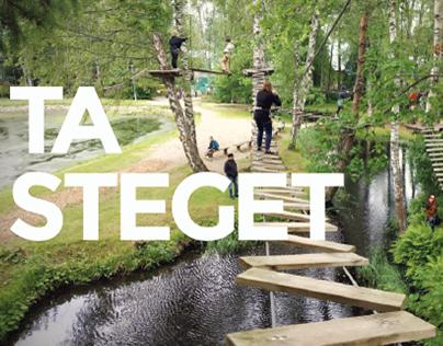 "Ta Steget - ""Take The Step"" Short Documentary"