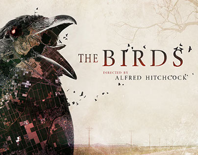 The Birds - Movie Title Redesign