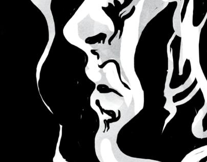 A Spy Illustration