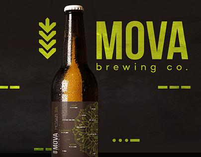 MOVA brewing co.