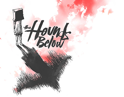 The Hounds Below T-Shirt Design Concepts