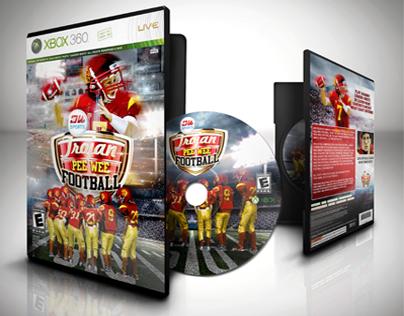 Trojan Pee Wee Football by DW Sports