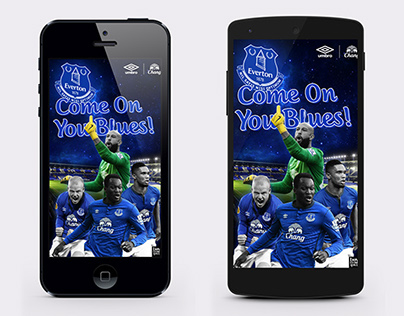 Everton FC Wallpaper for Android & iOS