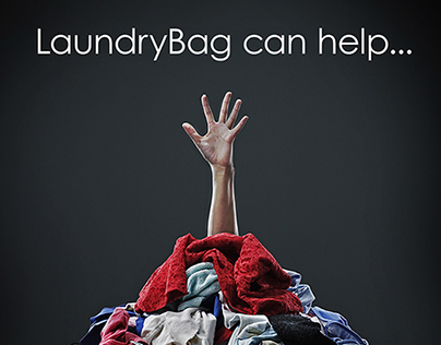 "LaundryBag.com: ""LaundryBag can help…"" Campaign"