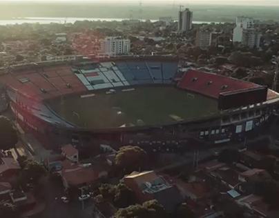 Selección Paraguaya de Fútbol - Spot de TV