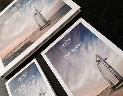 Jumeirah Brand Story Books - Set of 3