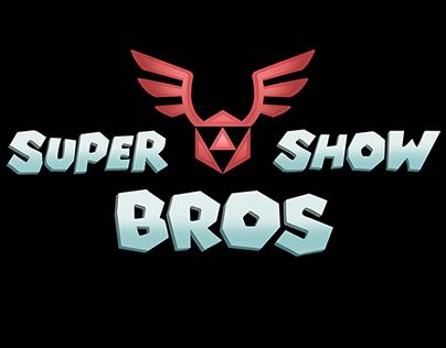 Super Show Bros. Logo Design