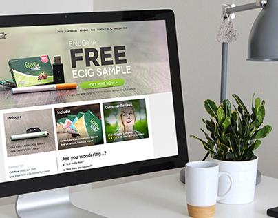 Free Sample | Responsive Landing Page Design -Bootstrap