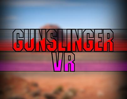 Gunslinger VR, Game// lowpoly environment