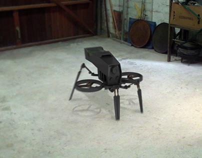 Rec-con Drone