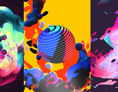 Music Blobs