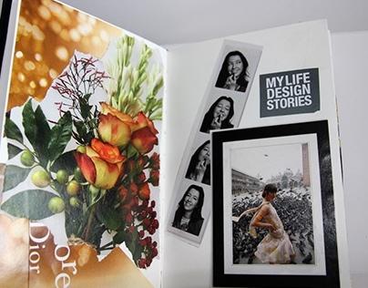 Design Collage Book